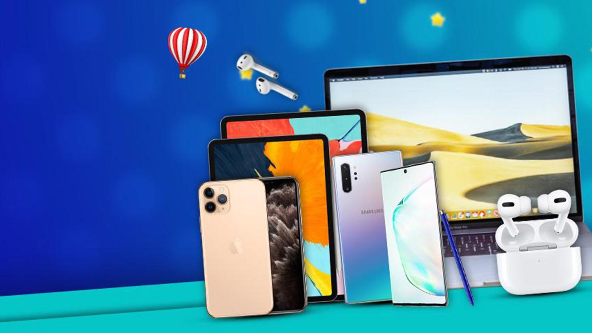Hnam Mobile giảm ngay 100.000 đồng với VinID Voucher