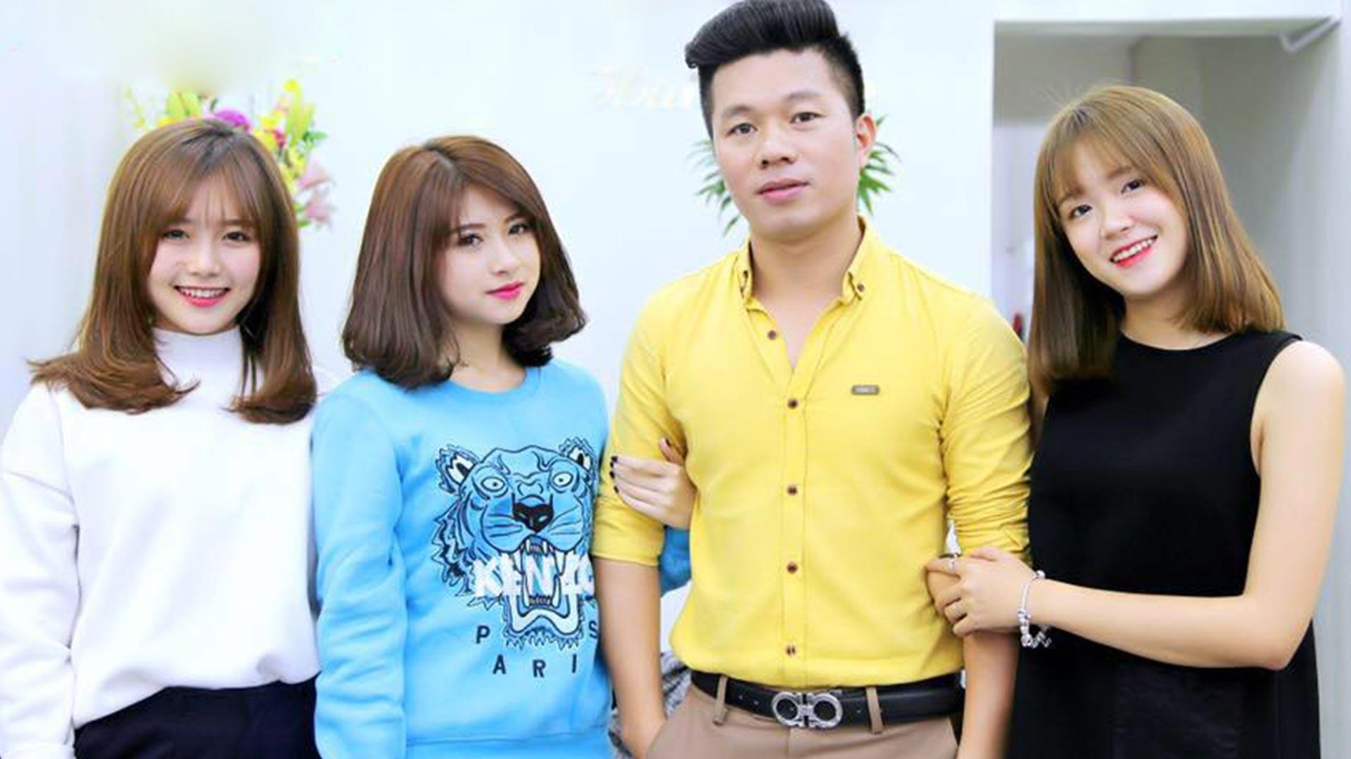 Tóc xinh đón Tết chỉ với 700.000 đồng tại Bangbang Hair