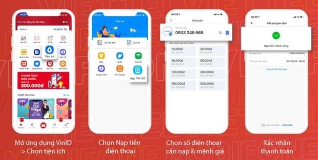 huong dan mua the dien thoai online tren vinid