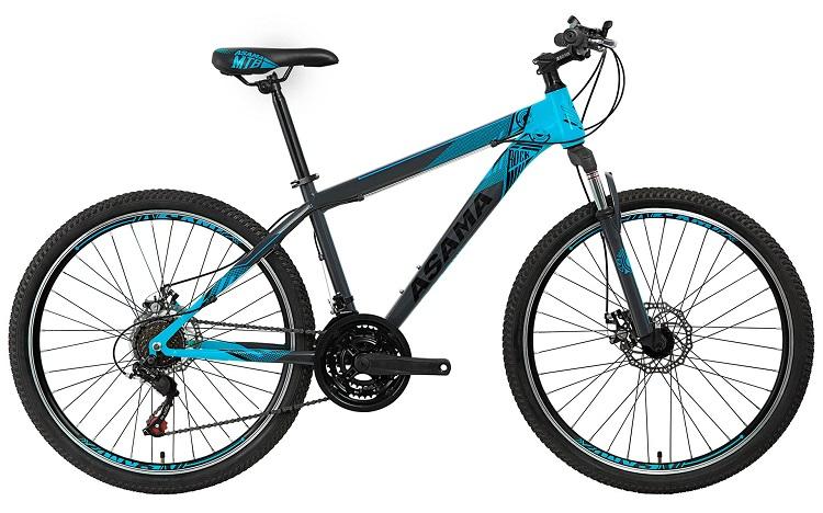 Mẫu xe đạp cá tính Asama