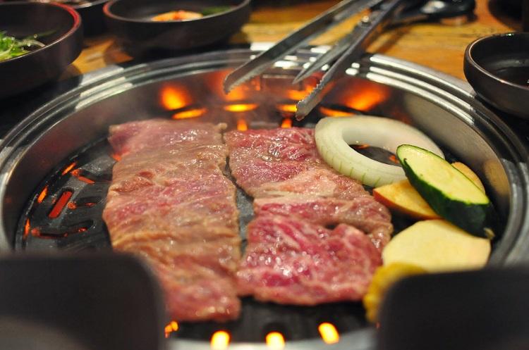 Hướng dẫn cách ướp thịt nướng kiểu Hàn Quốc
