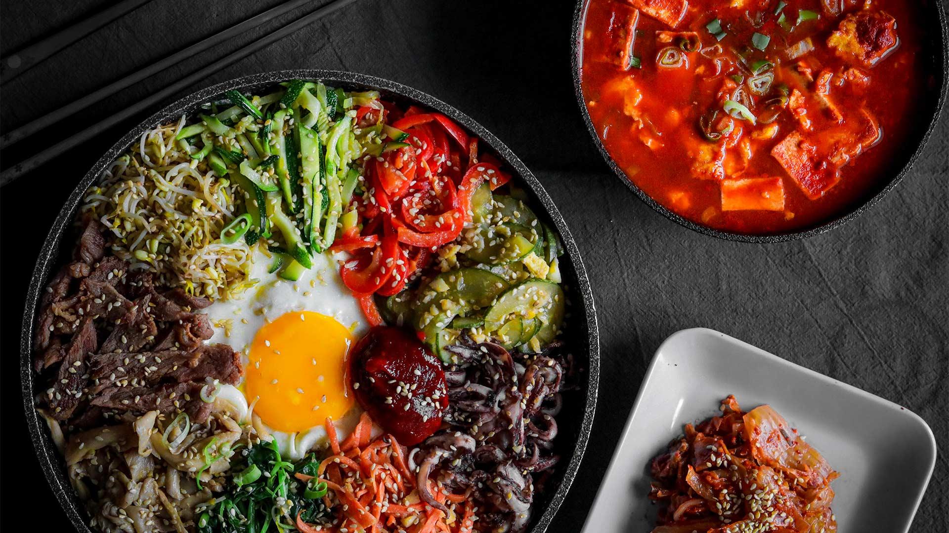 Korean Grill
