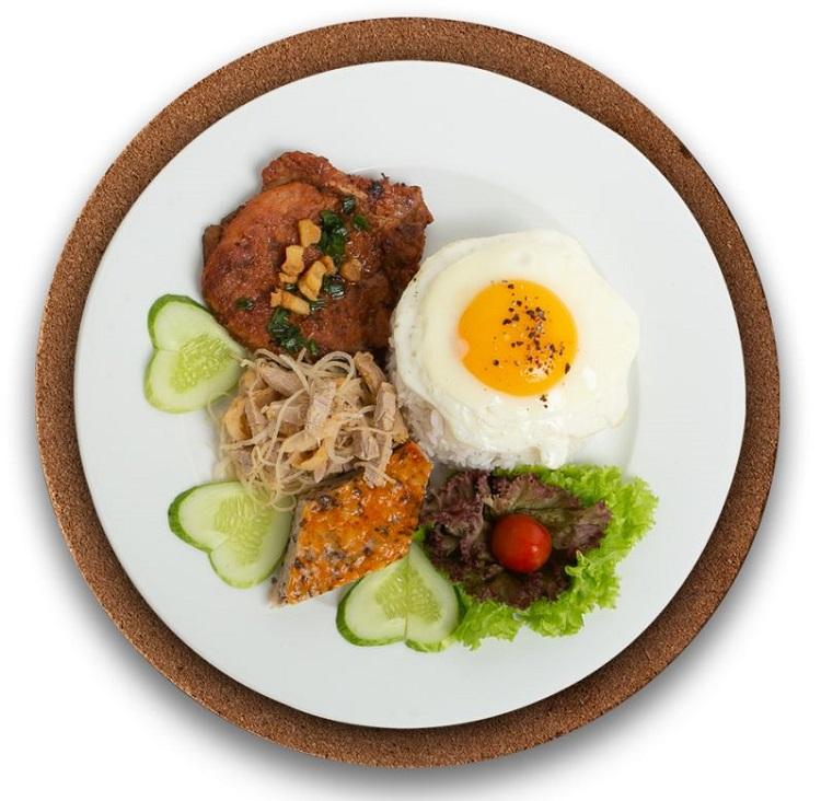 Cơm tấm Việt Nam Vietstreet