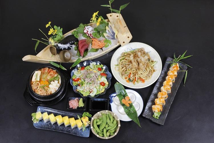 món ngon nhà hàng Maneki Neko Deli