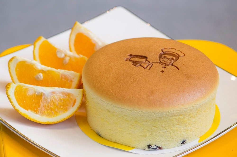 Review Uncle Lu's Cheesecake