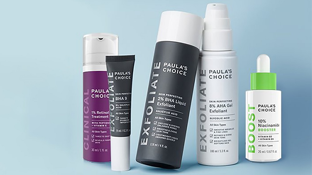 review retinol paulas choice