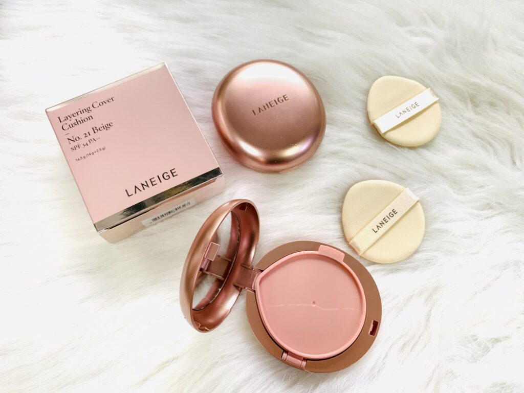 review cushion laneige