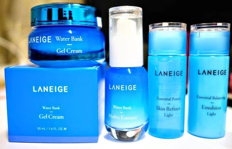 Dòng sản phẩm chăm sóc da Laneige