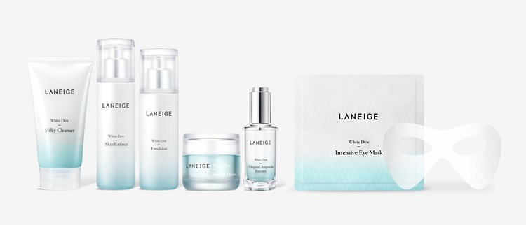 review Laneige White Dew