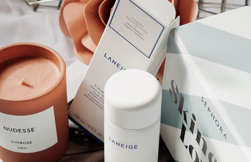 bộ mỹ phẩm Laneige