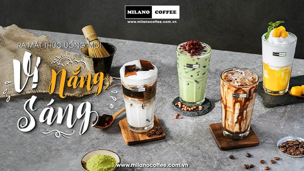 milano coffee mien phi nuoc