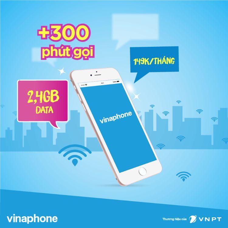 Cách thanh toán gói cước Vinaphone 1
