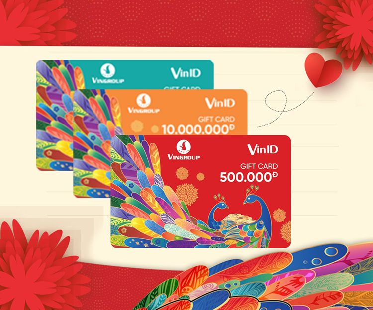 Thẻ VinID Gift Card